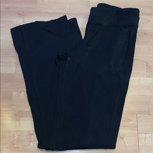Champion black yoga pants